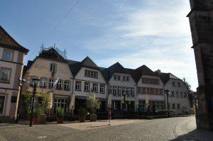Ferienwohnung Luise St. Wendel Schlossplatz